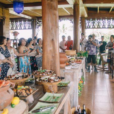 Vita Isola Pavilion Event